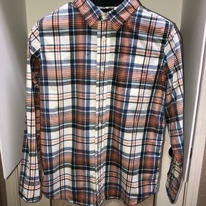 AEROPOSTALE Boys Long Sleeve Button-Down shirt 14